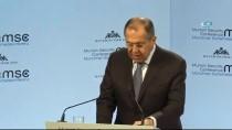 MÜNİH - Rusya Dışişleri Bakanı Lavrov Açıklaması 'Rusya, ABD Ve AB İle Eşit Ortaklığa Hazır'