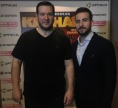 OYUNCULUK - Şahan Gökbahar'ın Yeni Filmi Kayhan'ın İzmir Galasında İzdiham
