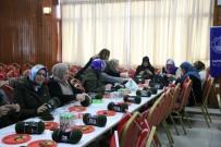 ZEYTIN DALı - Sakaryalı 300 Nene Hatun, Mehmetçik İçin Örgü Yarışına Girdi