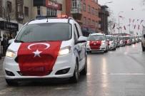 EYÜP SULTAN - Sancaktepe'ye Modern Polis Merkezi