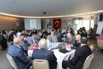 TICARET VE SANAYI ODASı - SATSO Stratejik Plan Toplantısı Başladı