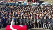 EMRULLAH İŞLER - Şehit Hava Pilot Üsteğmen Gökdoğan, Toprağa Verildi