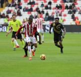 TIAGO - Spor Toto Süper Lig Açıklaması DG Sivasspor Açıklaması 1 - Osmanlıspor Açıklaması 0 (İlk Yarı)