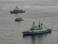 RUSYA FEDERASYONU - Türk Donanması Karadeniz'de Müttefikleri İle Tam Uyum İçinde