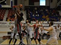 ALI ERDOĞAN - Türkiye Basketbol 1. Ligi Açıklaması Petkim Spor Açıklaması 80 - Bandırma Kırmızı Açıklaması 92