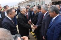ALİ FUAT ATİK - Ulaştırma, Denizcilik Ve Haberleşme Bakanı Ahmet Arslan Siirt'te