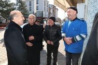 ORHAN ÇIFTÇI - Vali Çiftçi, Lüleburgaz Beldelerinde Vatandaşlarla Buluştu