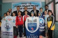 TÜRKİYE YÜZME FEDERASYONU - Yüzme Şampiyonası Grup Müsabakaları İskenderun'da Başladı