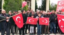 TÜRK SILAHLı KUVVETLERI - Zeytin Dalı Harekatı'na Vatandaş Desteği