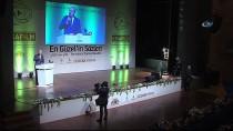 NUMAN KURTULMUŞ - 4. Alemlere Rahmet Uluslararası Kısa Film Yarışmasının Ödülleri Sahiplerini Buldu