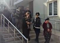 Adliyeye Sevk Edilen Uyuşturucu Taciri 5 Kişi Tutuklandı