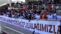 ŞANLıURFASPOR - Ağrılı Öğrencilerden Mehmetçik'e Destek