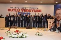 BÜYÜKŞEHİR YASASI - AK Parti Konya İl Danışma Meclisi Ve Vefa Programı Gerçekleştirildi