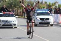NURULLAH KAYA - Alanya'da 16 Ülkeden Katılan 175 Sporcu Pedal Çevirdi