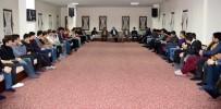 AHMET KELEŞOĞLU - Başkan Altay, Gençlerle Buluştu