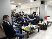GENEL BAŞKAN YARDIMCISI - BİBACEM'in Resmi Açılışı Yapıldı