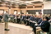 HALIL ELDEMIR - Bilecik İçin 'Ortak Akıl Toplantısında' Buluştular