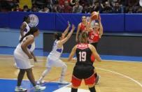 MERVE AYDIN - Bilyoner.Com Kadınlar Basketbol Süper Ligi Açıklaması Hatay BŞB Açıklaması 82 - AGÜ Açıklaması 61