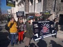 HAYVAN HAKLARı - Brezilya'dan Türkiye'ye Sağlıksız Şekilde Getirildiği İddia Edilen Hayvan İthaline Tepki