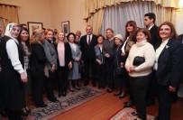 MEVLÜT ÇAVUŞOĞLU - Çavuşoğlu, Amman'da Türk vatandaşlarıyla buluştu