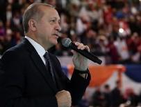 RECEP TAYYİP ERDOĞAN - Cumhurbaşkanı Erdoğan'dan müzakere açıklaması
