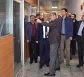 GENEL BAŞKAN YARDIMCISI - Demiröz'den Tatvan Belediyesine Ziyaret