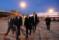 ÜRDÜN KRALI - Dışişleri Bakanı Çavuşoğlu, Amman'da