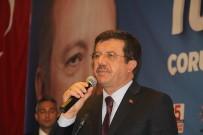 EKONOMİ BAKANI - Ekonomi Bakanı Nihat Zeybekci Açıklaması