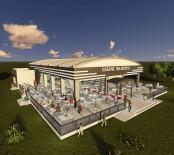 PAŞAKÖY - Ergene'de Düğün Salonları İnşaatı