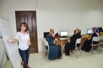 Ev Hanımları Bilgisayar Öğreniyor