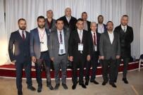 İSMAIL AYDıN - G.Manisaspor'un Gergin Kongresinde Başkan 'Gökay Budak' Oldu