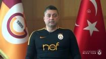 AHMET ÇALıK - Galatasaray'dan Mehmetçik'e Destek Mesajı