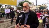 ASKERİ HAKİM - Gazze'den Filistinli İdari Tutuklulara Destek