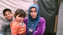 Irak'ta Şiddetli Yağış Su Baskınına Neden Oldu