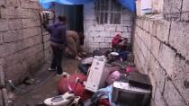 ŞİDDETLİ YAĞIŞ - Irak'ta Şiddetli Yağış