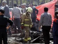 TAHRAN - İran'da yolcu uçağı düştü: 66 ölü