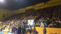 SAĞLIK MESLEK LİSESİ - Isparta'daki Halk Oyunları Yarışmalarına Yoğun İlgi