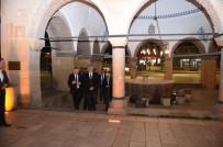 METIN ÇELIK - Kültür Ve Turizm Bakan Yardımcısı Hüseyin Yayman, Nasrullah Meydanını Gezdi