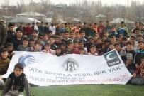 YEŞILAY CEMIYETI - Malazgirtspor Seçmeleri Başladı