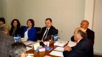 Manisa CHP Teşkilatı Sarıgöl'de Toplandı