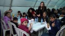 Mardin'de Sığınmacılara Yardım