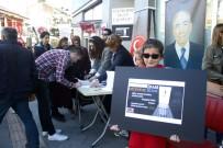 KAZIM ÖZALP - MHP'li Kadınlardan Çocuk İstismarlarına Karşı İmza Kampanyası
