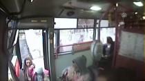 HIRSIZLIK ZANLISI - Midibüsteki Hırsızlık Güvenlik Kamerasında