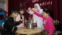 CEVIZLI - Minik Öğrenciler Yöresel Ürünleri Yapmayı Öğreniyor