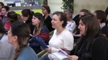 TÜRK HALK MÜZİĞİ - Onkoloji Servisi Korosu Konsere Hazırlanıyor