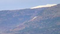 Havaya Uçurulan Öcalan'ın Sözde Anıtının Kalıntıları Kilis'ten De Görülüyor