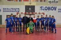 KAMIL SÖNMEZ - Polisgücü Şampiyonluk İçin Ukrayna İle Karşılaşacak
