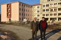 KADİR ALBAYRAK - Saray'daki Yatırımlar İncelendi