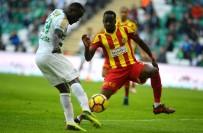 MURAT YILDIRIM - Spor Toto Süper Lig Açıklaması Bursaspor Açıklaması 0 - Evkur Yeni Malatyaspor Açıklaması 0 (Maç Sonucu)
