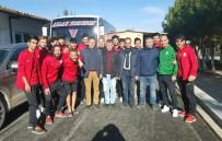 Şuhut Belediye Hisarspor, Çal Belediyespor'u 2-0 Mağlup Etti